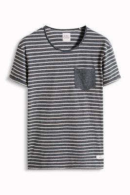Esprit / Stribet vintage jersey T-shirt