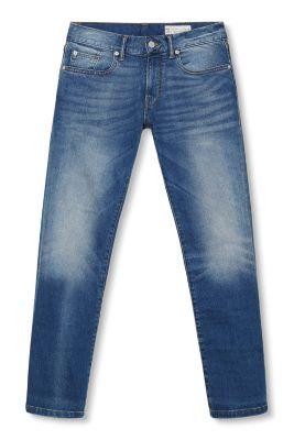 Esprit / Stretch-Jeans mit typischen Used-Effekten