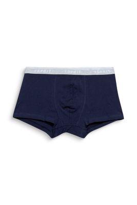 Esprit / Hipster-Shorts aus Baumwolle/Stretch