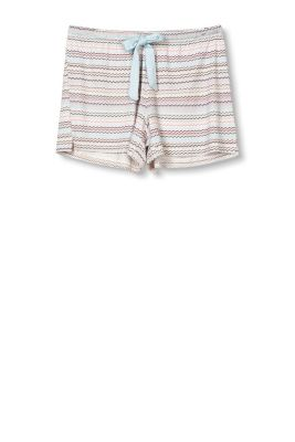 Esprit / Fließende Jersey-Stretch-Shorts