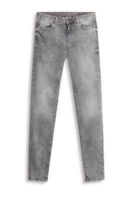 Esprit / Stretch-Jeans im Distressed-Look