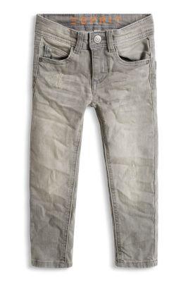 Esprit / Graue Stretch-Jeans aus Baumwoll Mix