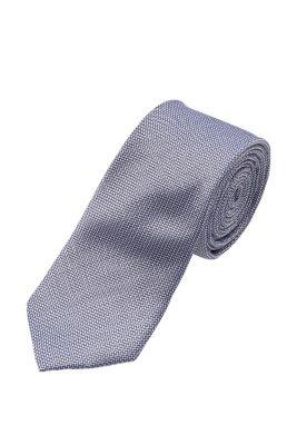 Esprit / Krawatte mit feiner Struktur, 100% Seide