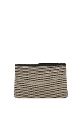 Esprit / Oversized Clutch in Flecht-Optik