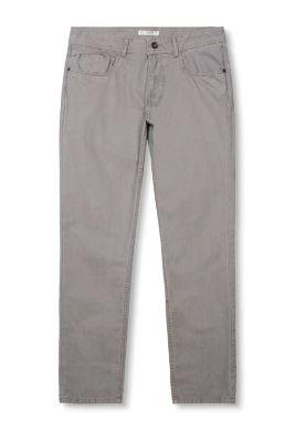 Esprit / 5-Pocket Pants aus 100% Baumwolle