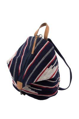 Esprit / Rucksack aus Baumwollgewebe