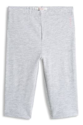 Esprit / Stretch cotton Capri leggings