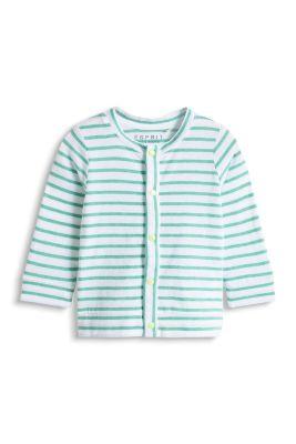 Esprit / Jersey Cardigan, 100% Baumwolle