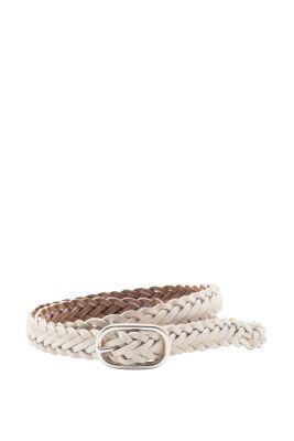 Esprit / slim braided belt
