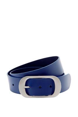 Esprit / Coated leather belt