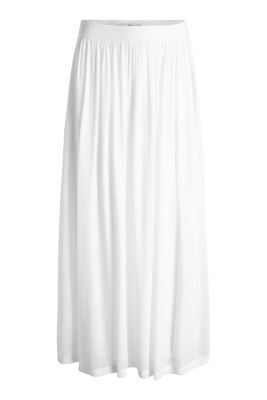 Esprit / Light woven maxi skirt