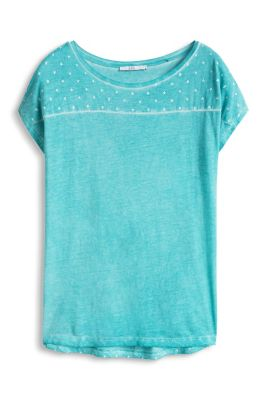 Esprit / Casual T-shirt with a star print