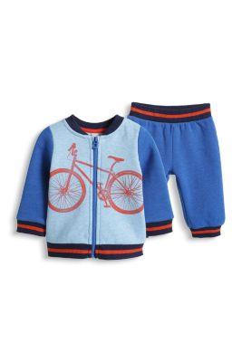 Esprit / Warmer Sweat Anzug mit Jacke und Hose