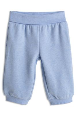 Esprit / Basic Sweat-Hose, 100% Organic Cotton