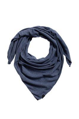 Esprit / Cotton blend jersey scarf