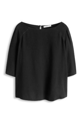 Esprit / Blouse with 3/4 sleeves