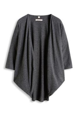 Esprit / Open fine knit poncho
