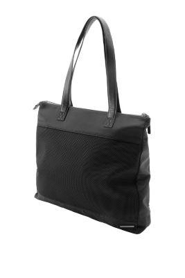 Esprit / Ribstop Tasche mit gummiertem Effekt