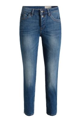 Esprit / Knöchellange Stretch-Denim