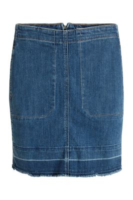 Esprit / Mini-Rock aus Stretch-Denim