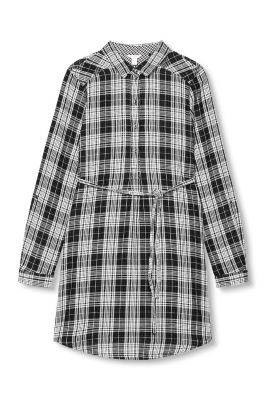 Esprit / Shirt dress in 100% cotton