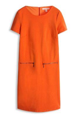 Esprit / Kleid aus festem Jersey/Stretch