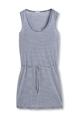 Esprit / Jersey dress in lightweight blended cotton