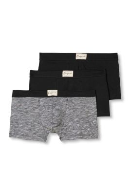 Esprit / 3 pairs of hipster shorts