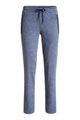 Esprit / Funktions Jersey Sport Hose, Zipptaschen