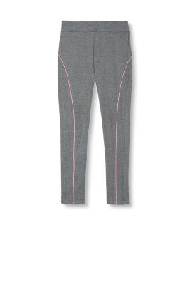 Esprit / Functional sports leggings with zip pocket