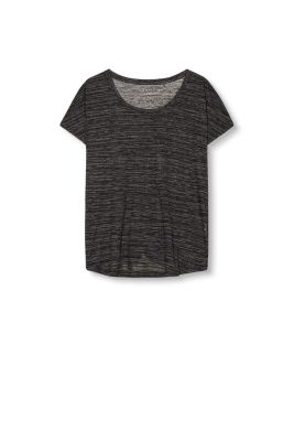 Esprit / Soft mesh sports T-shirt with a print