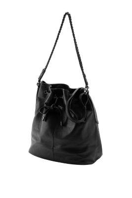 Esprit / Bucket Bag aus echtem Leder