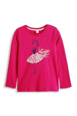 Esprit / Ballerina Longsleeve, 100% Baumwolle