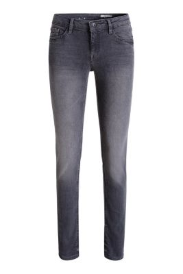 Esprit / Jeans in an authentic garment wash