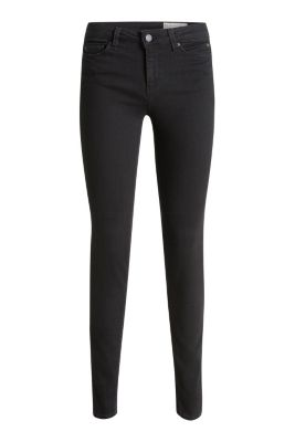 Esprit / Smalle shaping jeans met stretch