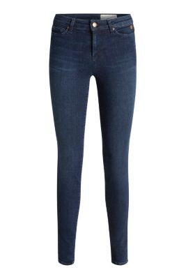 Esprit / Stretchjeans met shaping effect