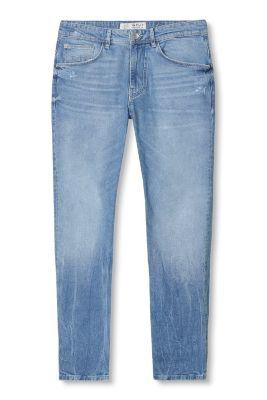 Esprit / Stretch-Jeans mit starken Used-Effekten