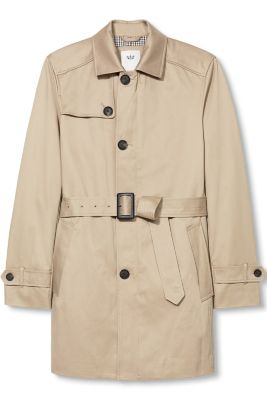 Esprit / Classic cotton trench coat