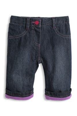 Esprit / Non Stretch Jeans mit Jersey-Futter