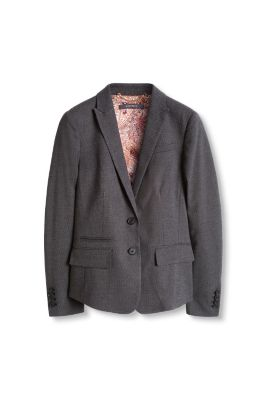 Esprit / Two Tone Mini Struktur Blazer