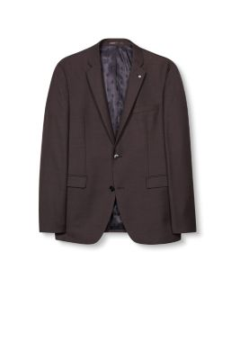 Esprit / Wool blend premium tailored jacket
