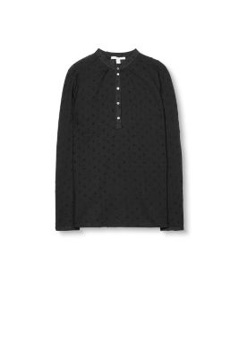 Esprit / Ultra-delicate dotted blouse