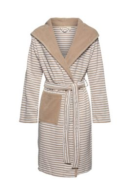 Esprit / soft towelling bathrobe