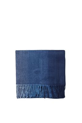 Esprit / Soft scarf with graduated stripes