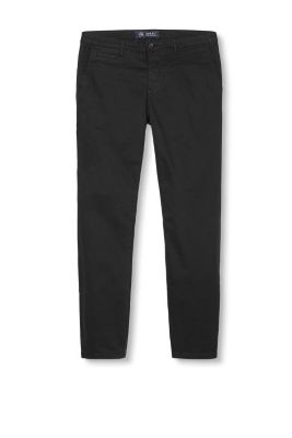 Esprit / Robust stretch cotton chinos