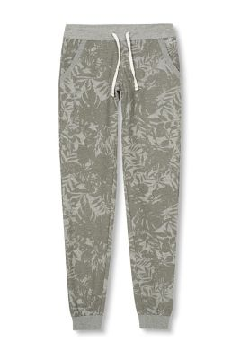 Esprit / Sport Sweat-Pants mit Print, Baumwoll-Mix