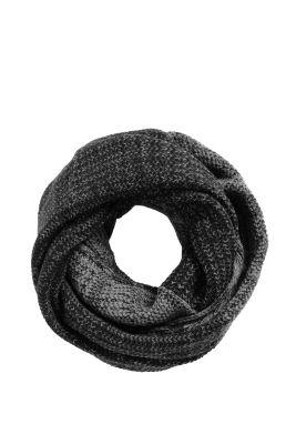 Esprit / Loop Schal aus weichem Grobstrick