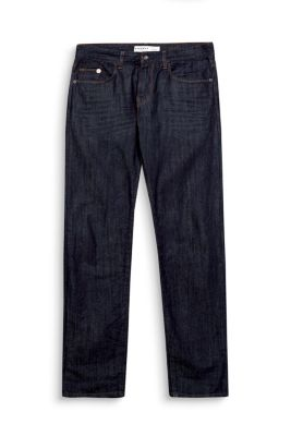 Esprit / non-stretch dark washed jeans