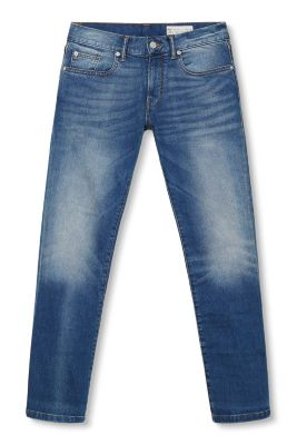 Esprit / stretch jeans with typical used effects
