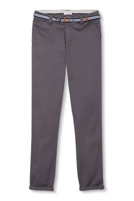 Esprit / casual cotton stretch chinos